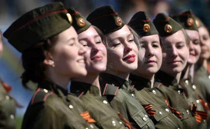 ロシア国民82%が軍事費より社会福祉を望む