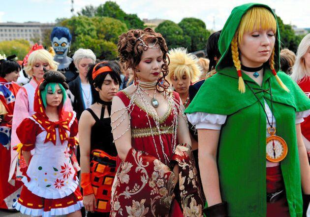 ロシアでもアニメは浸透して、大人気!多くのファンが京アニ事件にショック